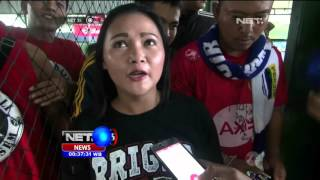 Sriwijaya FC Berhasil Juara 3 Torabika Bhayangkara Cup 2016 - NET24