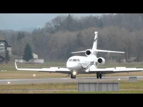 Spotting @ Bern-Belp Airport - 7/1/2012