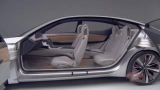 Nissan Vmotion 2.0 Concept Wins EyesOn Design Award