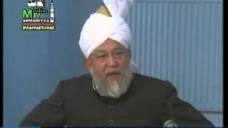 Darsul Quran 19 Février 1995 - Surah Aale Imraan verset (190)