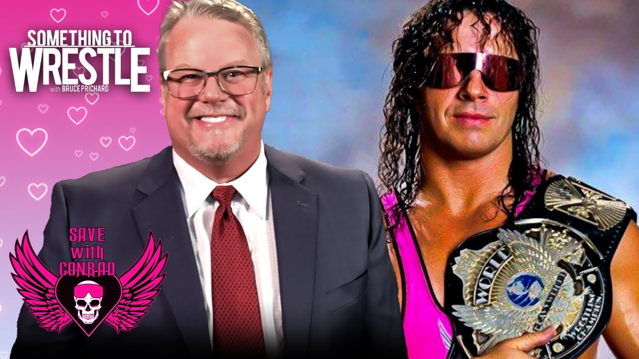 """Bruce Prichard shoots on when WWF saw Bret Hart as a """"Top Guy"""""""