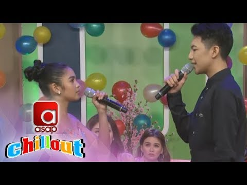ASAP Chillout: Acting workshop with Andrea and Darren