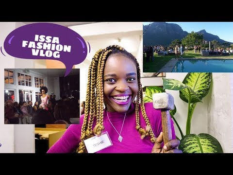 FASHION VLOG | Pool party, fashion shows & DIY silver jewellery | South African Youtuber