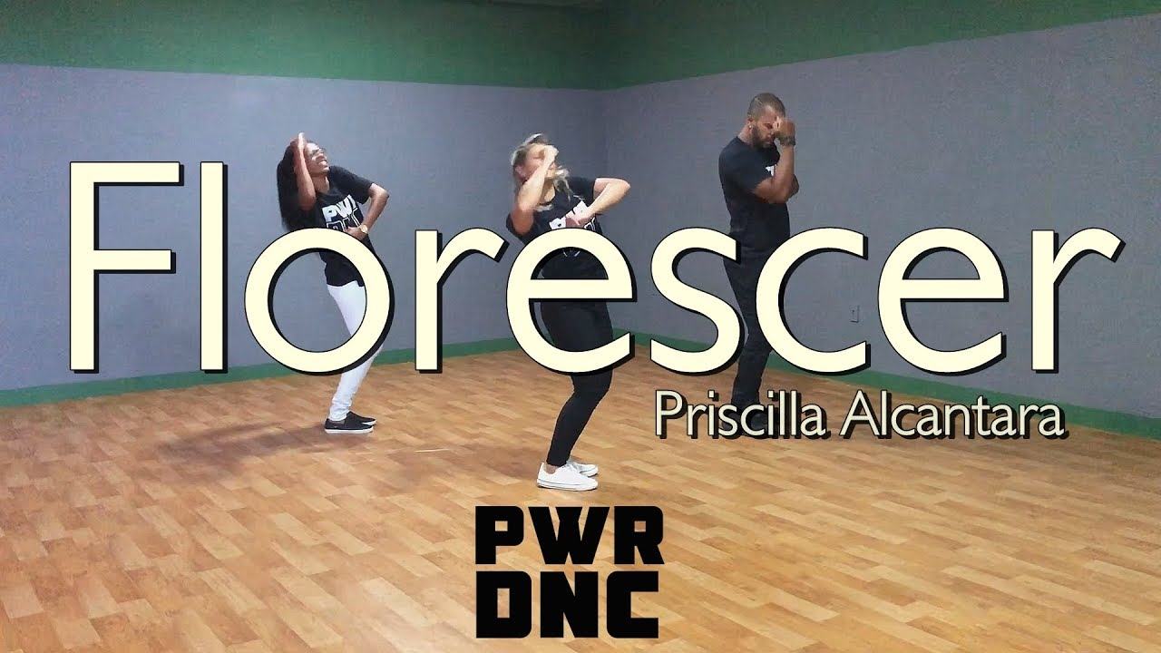 Florescer - Priscilla Alcantara | PWRDNC {Power Dance} ( coreografia ) Dance Gospel Video