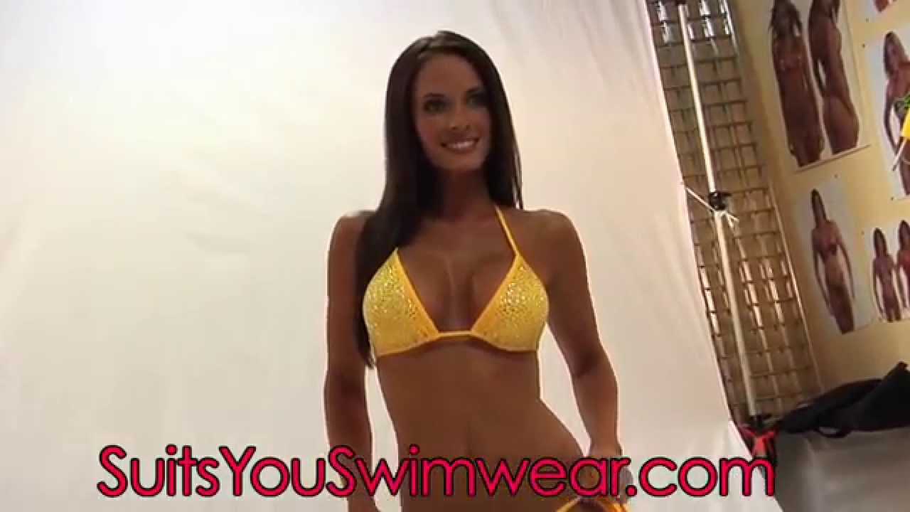 411d7915bcc Crystal Scrunch Butterfly Bikinis - YouTube