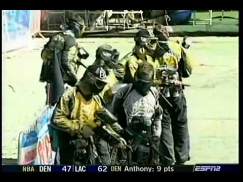 Espn2 Paintball World Championship