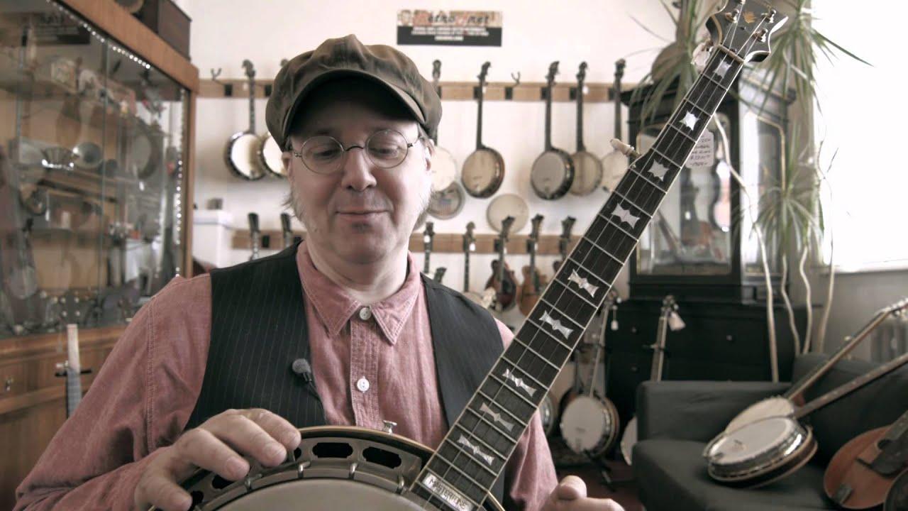 Open Back vs. Bluegrass Banjos : Banjo Basics