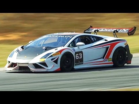 The One With The Lamborghini Gallardo LP 570-4 Super Trofeo! - World's Fastest Car Show Ep 3.22