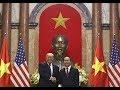 Live🔴 Họp báo giữa Chủ tịch nước Việt Nam Trần Đại Quang và Tổng thống Hoa Kỳ Donald Trump