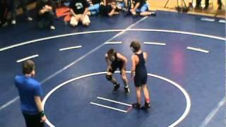 Cameron Fowler 2011 AAU Wrestling Season Eagle Talon Wrestling