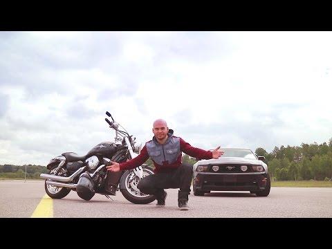 BIKES & MUSCLE CARS | VLOG 17