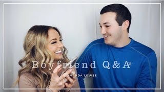 BOYFRIEND Q&A ll Amanda Louise thumbnail