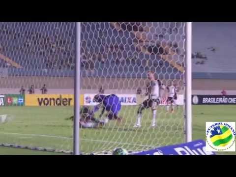Gols Goiás 2 x 0 Ceará (10 09 2016 - Campeonato Brasileiro Serie B)