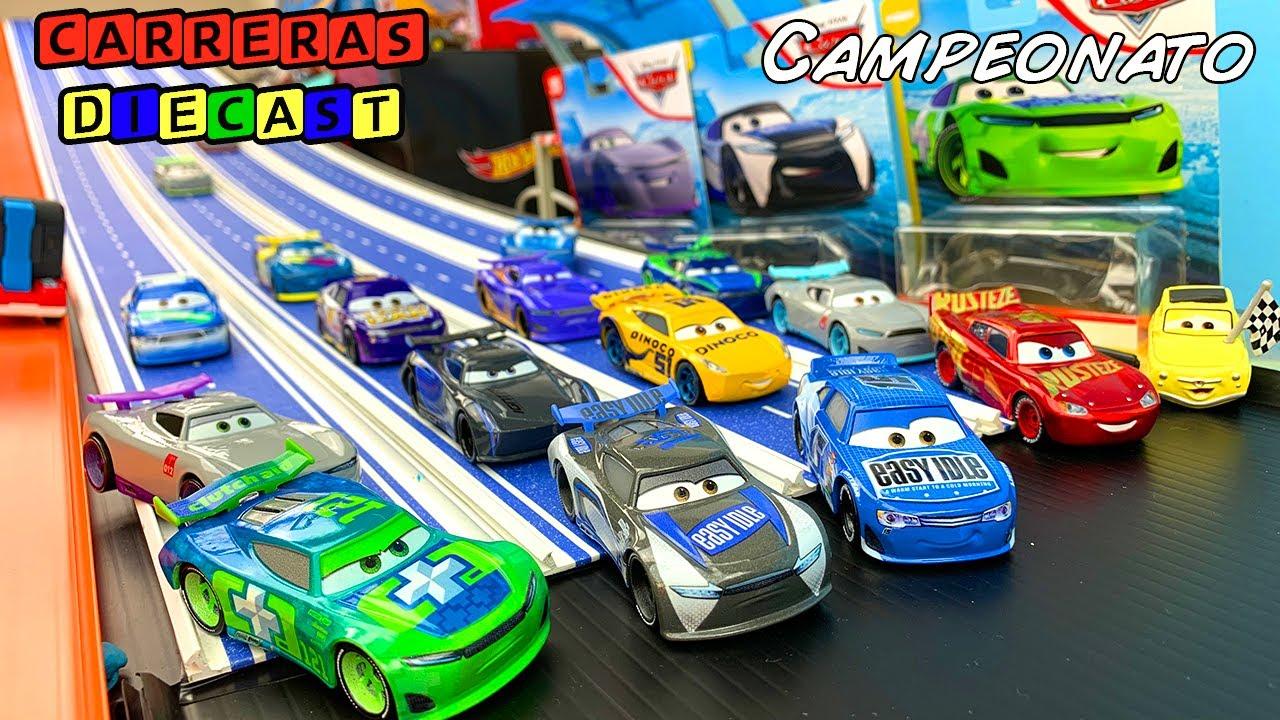 CARS NEXT GEN RACERS CARRERAS DE ELIMINACIÓN