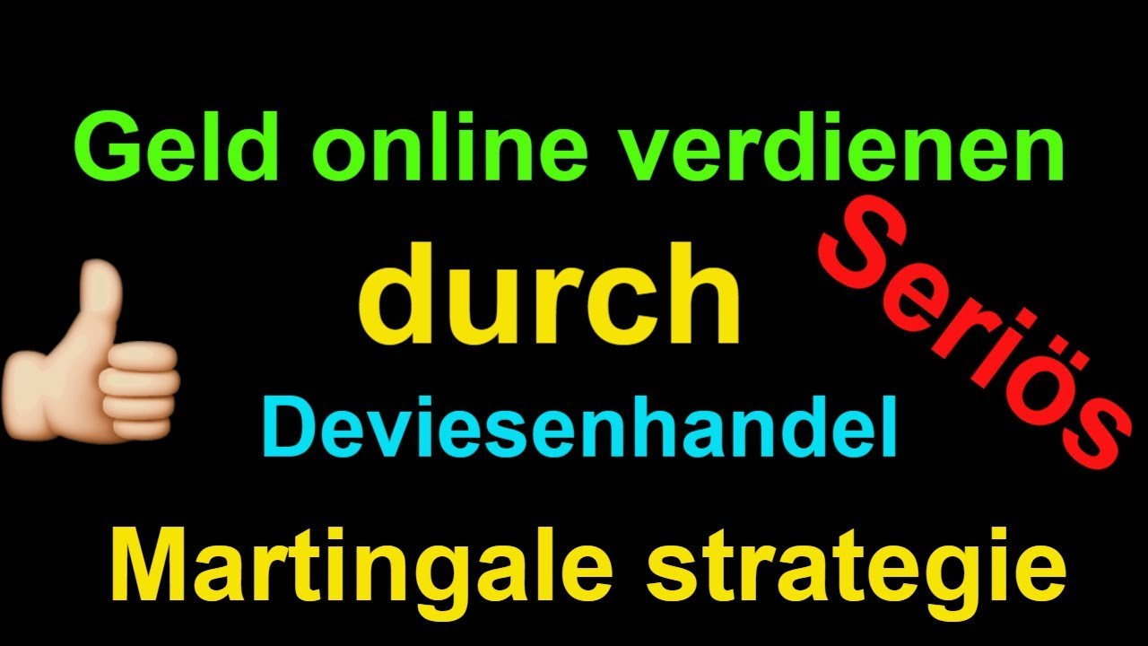 Martingale Strategie
