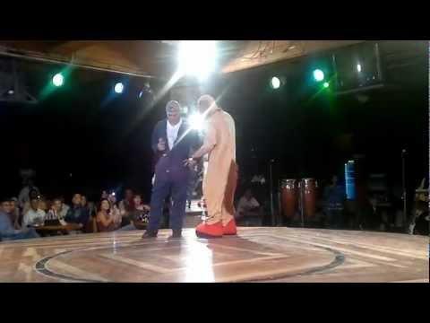 Tipo de bailes del Perro Guarumo