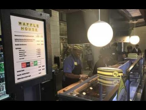 DZL - 1st Waffle House to sell beer has opened... and it's in driving distance!
