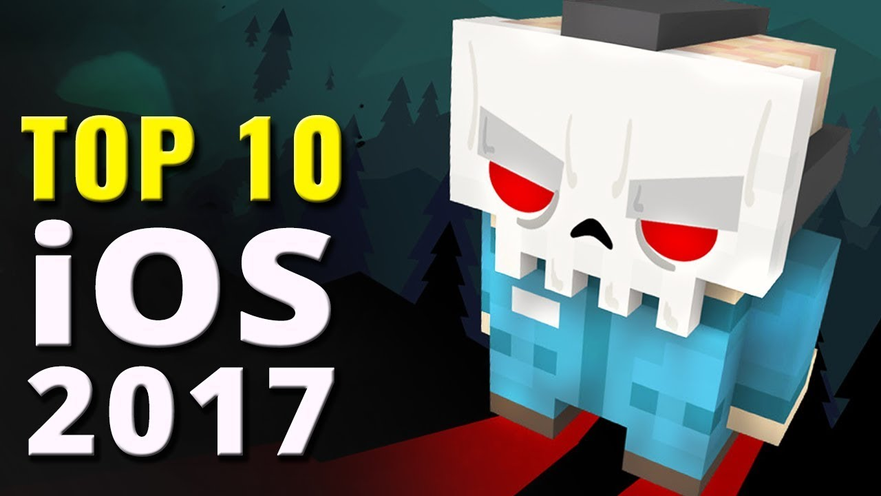 Top 10 iPhone and iPad Mobile Games of 2017   iOS Games of the Year