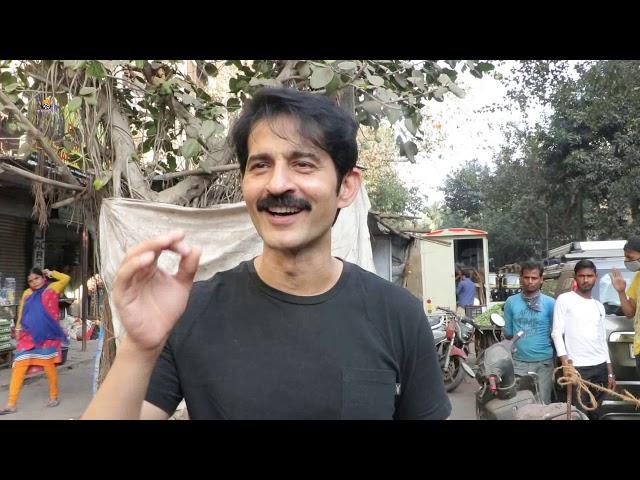 Hiten tejwani spotted at Andheri reaction bigg Boss and KGF