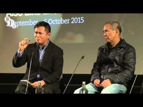 Hou HsiaoHsien in Conversation with Tony Rayns  BFI