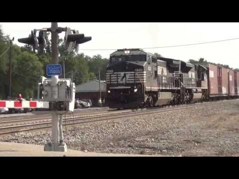 Norfolk Southern 8331-)(-2651 Peru, Miami County, Indiana