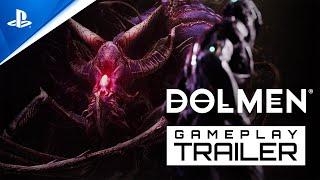 Dolmen - ゲームプレイトレーラー