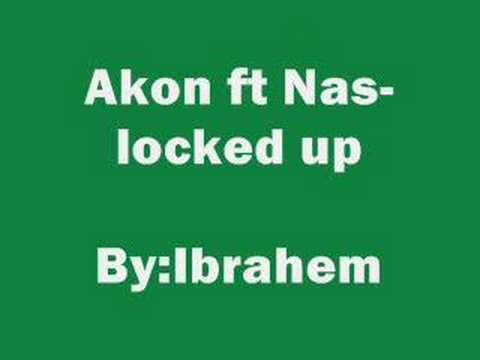 akon locked up ft nas