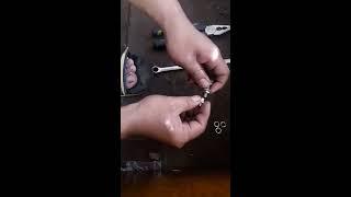 cara bikin membuka pentil ban