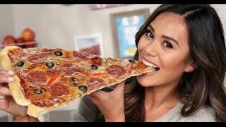 How to Make the World's Largest Pizza Slice | Eat the Trend