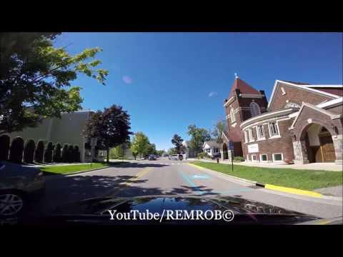 Harbor Springs, MI. Driving Tour 2016