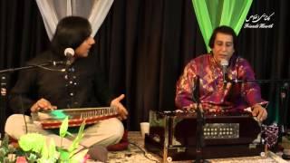 Ustad Shafqat Ali Khan - Thumri  Mishra Pahadi