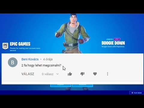 Fortnite 2FA (Two-Factor Authentication)
