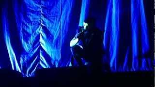 Deichkind - Intro + 99 Bierkanister (live in Stuttgart) 07.03.2012