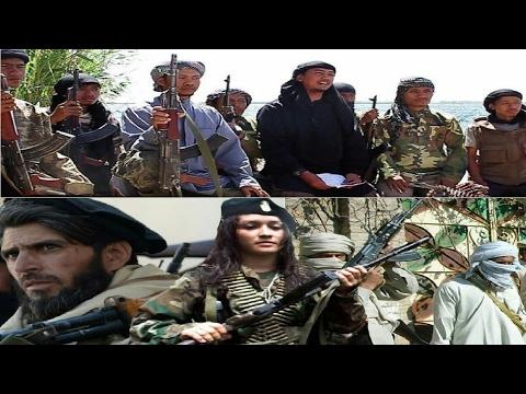 10 Kelompok Teroris Paling Berbahaya Di Dunia