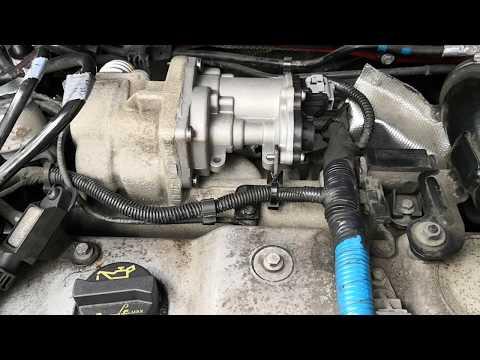 egr ventil ford connect