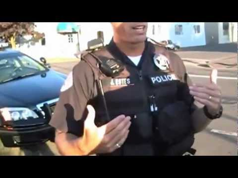 I Love This Cop. Best Open carry Stop Ever