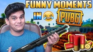 Funniest 10 Minutes of PUBG - Shotgun War Mode BeastBoyShub (Indian PUBG Funny Moments)