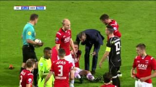 AZ - Heracles Almelo 3-1 | 26-09-2015 | Samenvatting