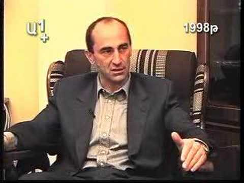 Robert Kocharyan 10 years ago.../ part 1 /