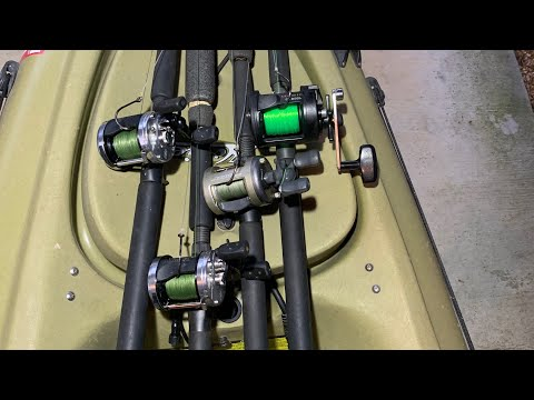 Kayak Catfishing Gear | My Rods, Reels, And Tackle Explained