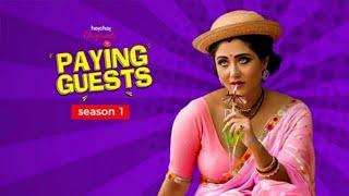 Paying Guest I Web Series Review I Hoichoi Original I Sawstika Mukherjee I