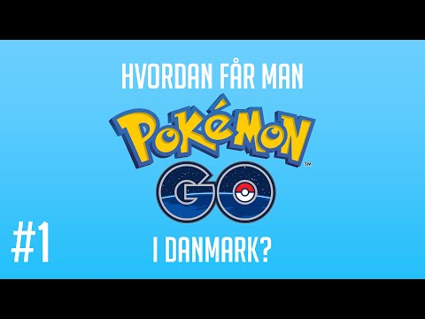 Hvordan får man Pokémon GO i Danmark (iPhone) | Pokémon GO Tips, Tricks & Guides #1]