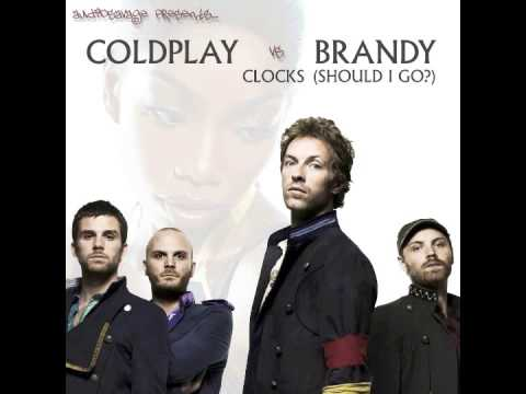 Coldplay vs Brandy - Clocks (Should I Go?) (AudioSavage Mashup)
