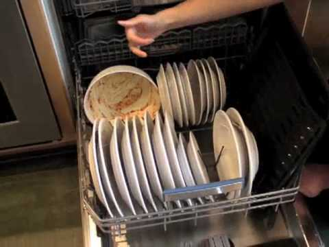 How To Load A Dishwasher Bosch Dishwasher Tip 1  YouTube