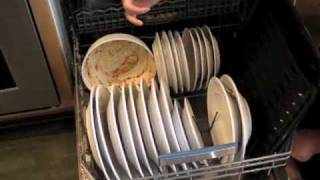 How To Load A Dishwasher: Bosch Dishwasher Tip #1