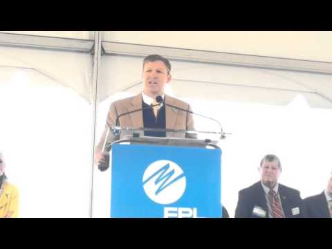 FPL breaks ground on state's biggest solar facility