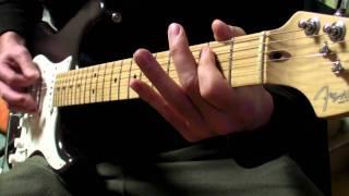 """The Future Is Black"" (Impellitteri Cover) Guitar : Fender Highway ..."
