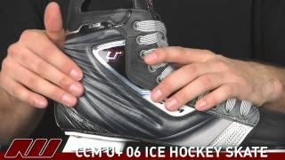 видео хоккейные коньки ссм