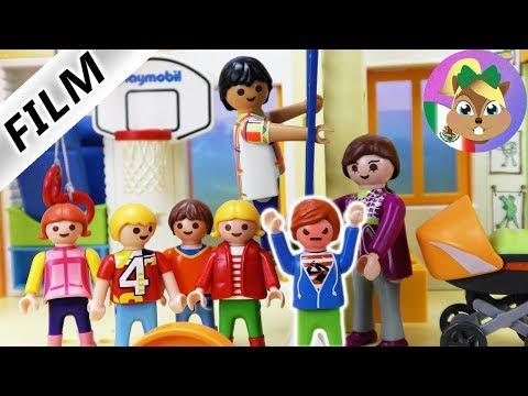 Series de Playmobil Español |¿quién es el nuevo en la guardería? Julian furioso | Series infantiles