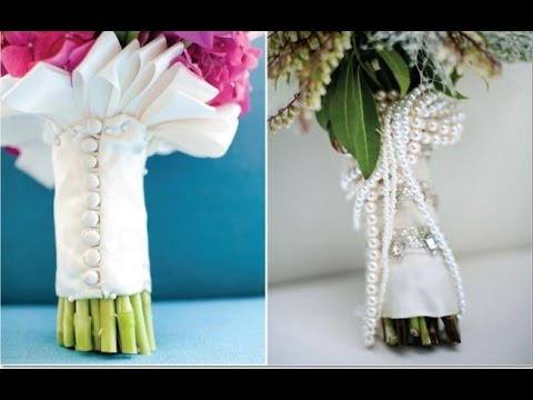 Wedding Bouquet Handle Wraps